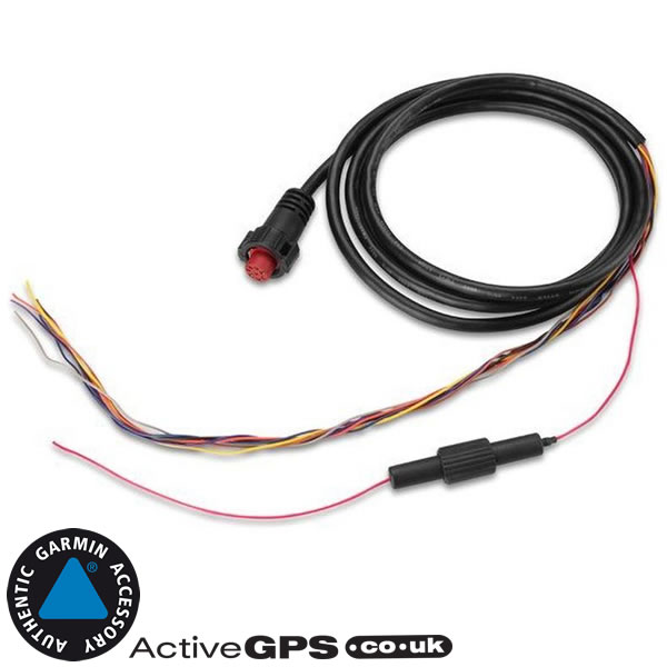 Garmin GPSMAP 8-Pin 6 Amp Power/Data Cable - 010-12152-10