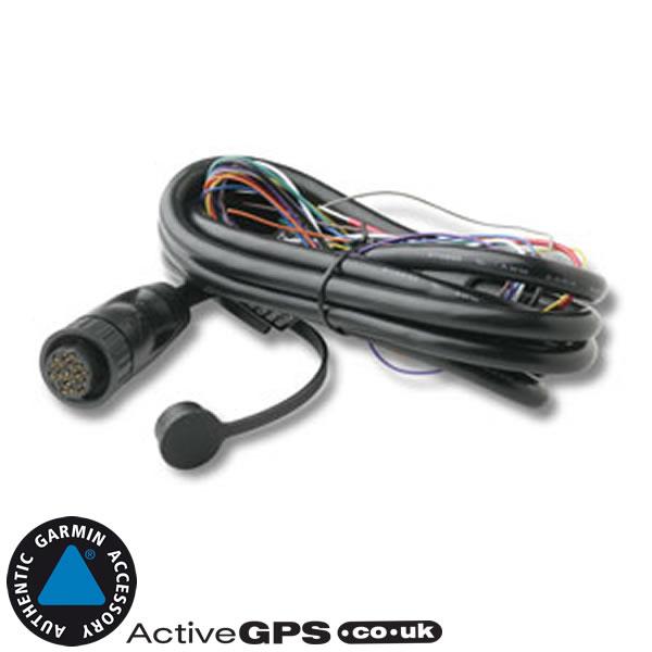 Garmin GPSMAP 451, GPSMAP 551 Power/data Cable - 010-10917-00 on