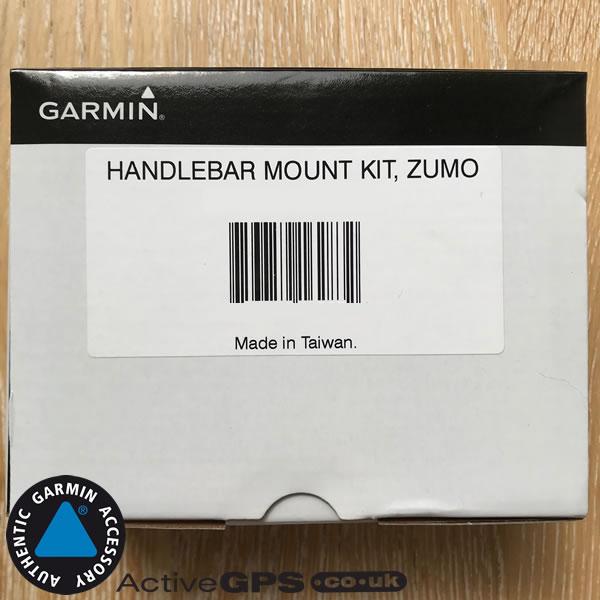 Garmin zumo/Montana/Monterra Handlebar Mount Kit - 010-10962-10
