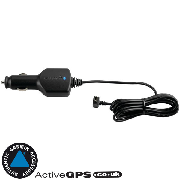 Garmin TA20 Vehicle Power Cable with built in antenna