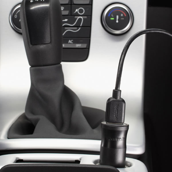 TomTom Click and Go Mount Car Charger and USB Cable