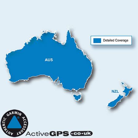 Garmin City Navigator Nt 2021 Australia And New Zealand On Sd Card 010 11875 00