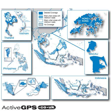 Garmin City Navigator NT Southeast Asia sat nav map on SD ... on mitsubishi thailand, kensington thailand, mio thailand, panasonic thailand, oakley thailand,