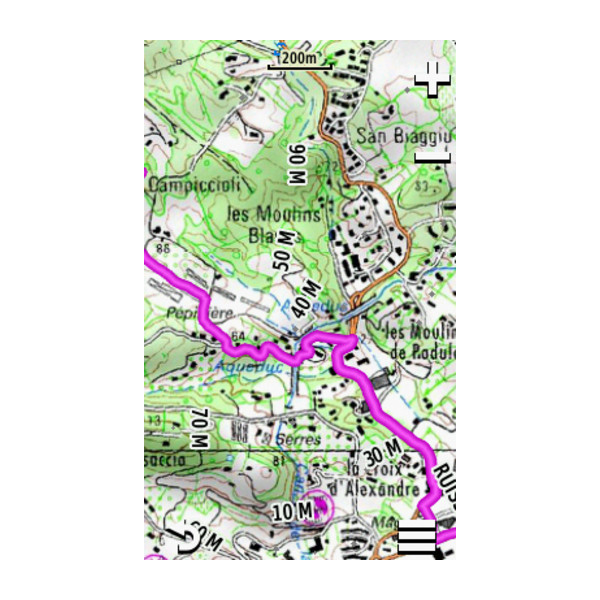 Mountains Of France Map.Garmin Topo France V5 Pro Montagne French Mountains Alps