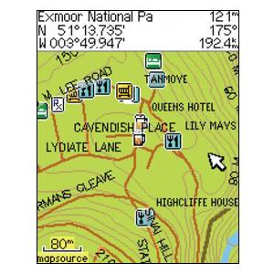 Garmin Topographic Map.Garmin Topo All Of Scotland Maps On Microsd Sd Card