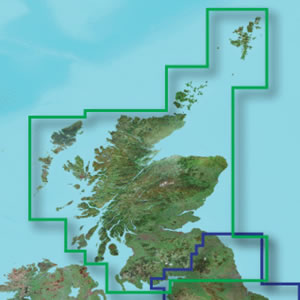 Garmin TOPO All Of Scotland Maps On MicroSDSD Card - Terrain map uk