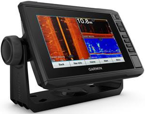 Garmin Marine GPS Chartplotters, Transducers, BlueCharts