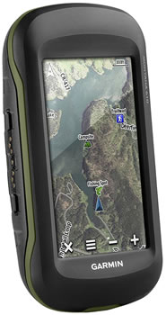 Garmin Montana 610 Satellite Imagery