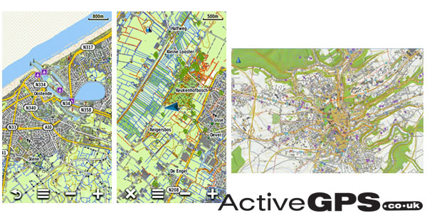 Garmin Topographic Map.Garmin Topo Benelux Pro Maps Discontinued On Pre Programmed