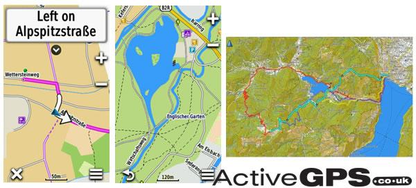 Garmin TOPO TransAlpine PRO Maps On Preprogrammed MicroSDSD - Topographic map of austria 2008