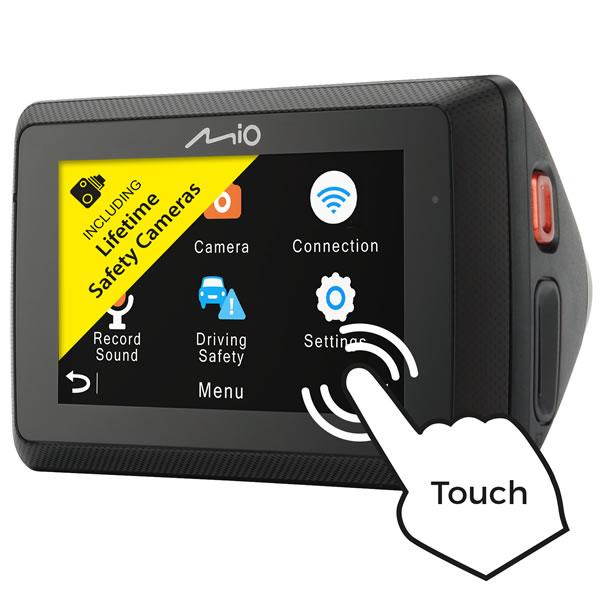 Mio MiVue 786 WiFi Full HD Dash Cam