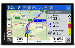 Garmin GTM 36 FM Traffic Receiver with FREE Lifetime UK