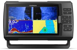 Garmin echoMAP, STRIKER 12-pin to Dual 4-pin Transducer Y