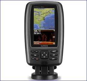 Garmin echoMAP 45dv (discontinued) Chartplotter and Fishfinder