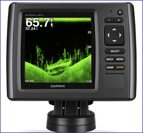 Garmin echoMAP 55dv (discontinued) Chartplotter and Fishfinder