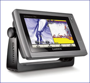 Garmin echoMAP 70s and echoMAP 70dv (discontinued) 7-inch ... on