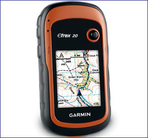 Garmin Etrex 20 Handheld Gps Device Perfect For The Outdoors
