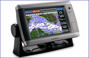 The Standalone Garmin GPSMAP 750 Chartplotter Features A 7 Inch Display And Comes Preloaded With Marine Charts Of UK Ireland Worldwide Basemap
