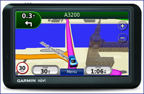 Garmin nuvi 765T (discontinued) car GPS Satellite Navigation