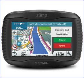 garmin zumo 395lm motorcycle sat nav with lifetime maps. Black Bedroom Furniture Sets. Home Design Ideas