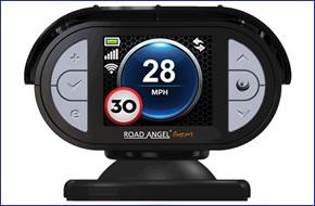 ROAD ANGEL GEM Speed camera detector and warning system GEM PLUS.