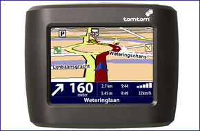 TomTom ONE 1st Edition (discontinued) GPS car sat nav device