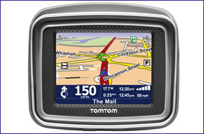 tomtom rider 2nd edition discontinued motorcycle sat nav rh activegps co uk TomTom One N14644 GPS TomTom GPS Manual