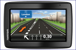 Tomtom Start 25 M Discontinued Uk Ireland And Europe Car Sat Nav With Free Maps